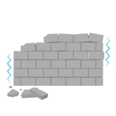 【誰でもわかる】危険なブロック塀はここをチェック! 【一級建築士が解説!】